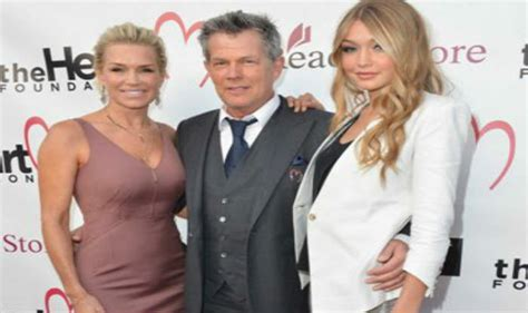 wheen did david foster start dating yolanda gigi hadid s parents call it quits post 4years of marriage