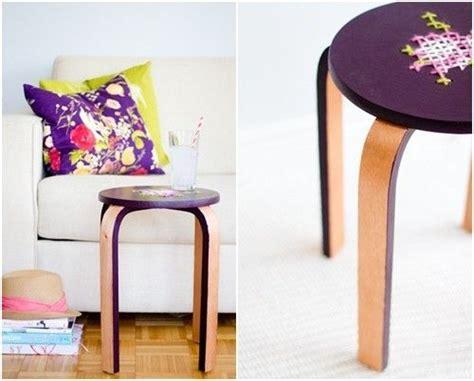 taburete frosta ikea transformar muebles ikea ideas para tunear el taburete