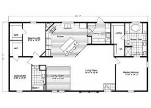 Palm Harbor Modular Homes Floor Plans by The Kennedy Hst3606v Home Floor Plan Manufactured And Or
