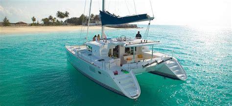lagoon 440 for hire r 233 gis guillemot charter catamaran - Catamaran Hire Caribbean