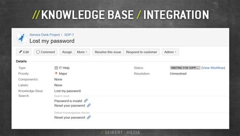 jira service desk knowledge base service desk knowledge base custom field atlassian