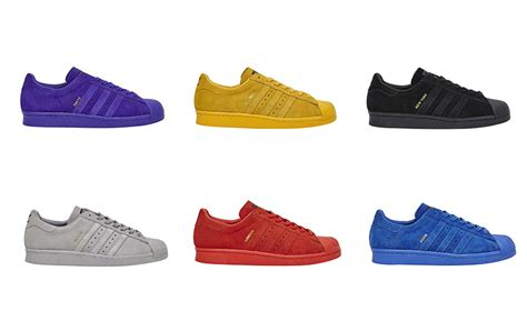 Superstar Series adidas superstar 80 s quot city quot pack le site de la sneaker