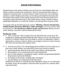 newspaper article review template best photos of journal article summary exle journal