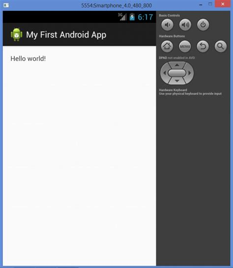 android running running an android app in a phone or tablet android4beginners