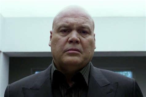 vincent d onofrio bald daredevil new trailer highlights kingpin