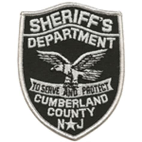 Cumberland County Tax Office by Cumberland County Sheriff S Office New Jersey Fallen