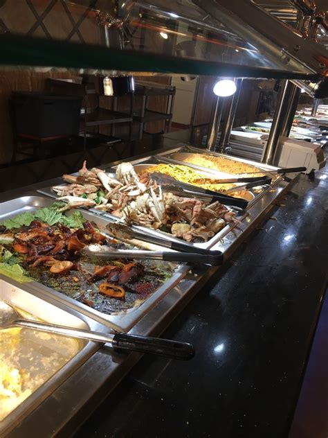 Weekend Seafood All You Can Eat For Under 13 Pp Yelp All You Can Eat Seafood Buffet Near Me