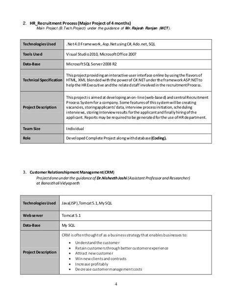 Sle Resume For Sap Pp by Sap Pp Support Resume Sap Pp Support Consultant Resume Sap