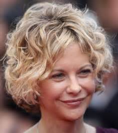 hairstyles for 50 with wavy hair curly short hairstyles for women over 50