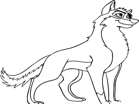 anime wolf drawings easy anime wolf coloring drawing colored pages grig3 org