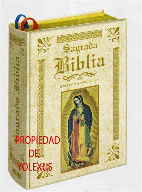 libro la sagrada biblia de lujo original s 140 00 en mercado libre