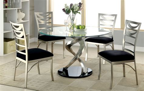 pedestal dining room set roxo round pedestal dining room set from furniture of