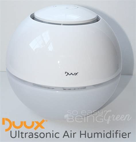 Duux Air Humidifier a review of the duux ultrasonic air humidifier