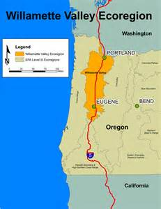 the willamette valley ecoregion