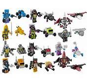 KRE O  Transformers KREON Mini Figures 2013 Micro Changer Series 03