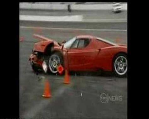 Eddie Griffin Crashes A Enzo by Eddie Griffin Crashes 1 5mill F60 Enzo