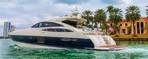 1 yacht boat rental in miami miami five yacht
