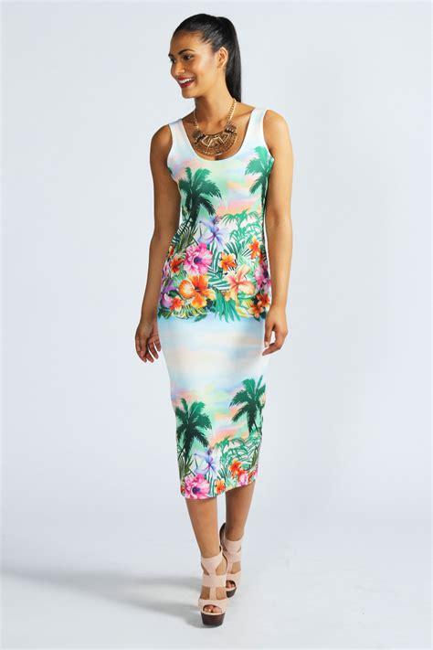 Tropical Dress tropical cocktail dresses eligent prom dresses