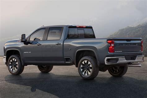 Chevrolet Heavy Duty 2020 by 2020 Chevrolet Silverado Heavy Duty Hiconsumption