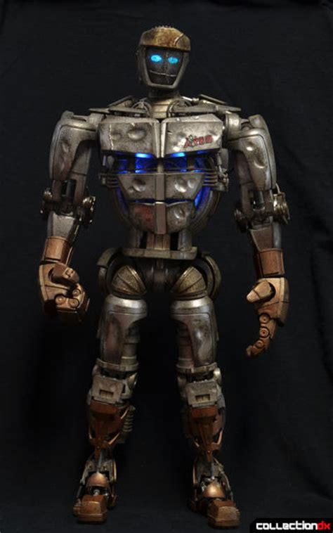 film robot atom threea real steel atom collectiondx