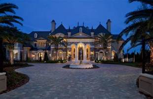 luxury estate home plans showcase beautiful country chateau luxury house plans