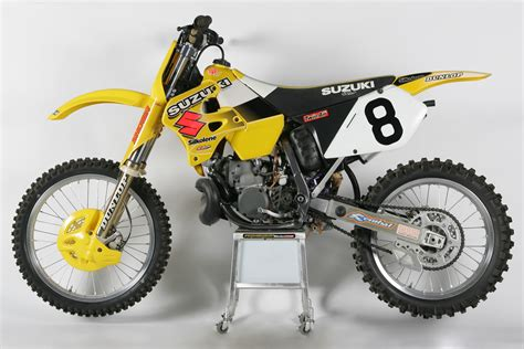 this week s classic steel is a look back at the 96 rm250