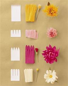 How To Make Easy Paper Flowers - a how to make paper flowers dump a day