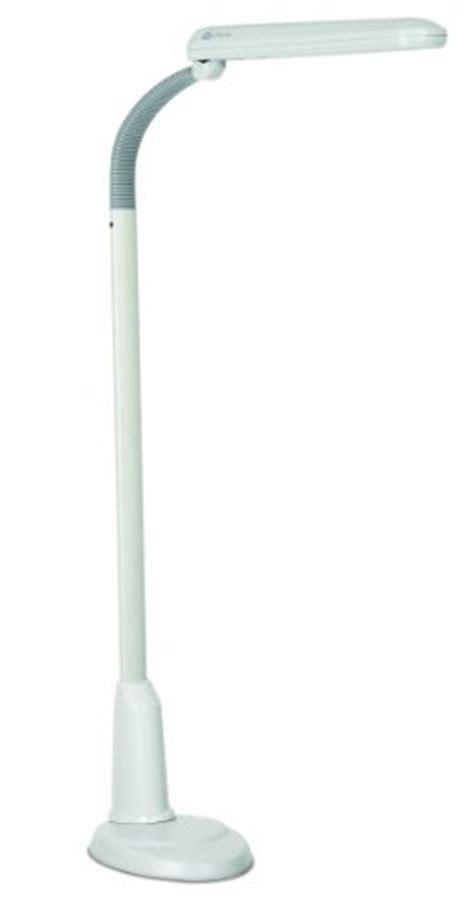 ottlite l24554 task plus high definition 24 watt floor l dove grey lazada malaysia