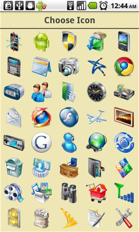 Hairstyles Inventory A Hotkey by Menu Icons Android