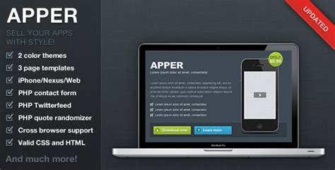 themeforest android presentation app for android www undo1 info