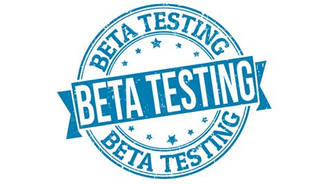 beta test beta testing how developers test applications on android