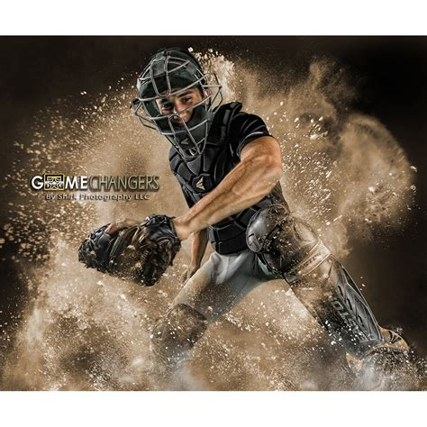 free photoshop sports templates powder explosion photoshop template changers by