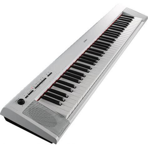 yamaha keyboard lighted keys yamaha np32 76 note graded soft touch digital keyboard