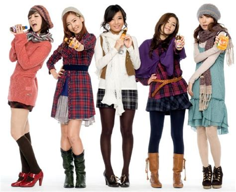 british trends for teens wonder girls awards all about korea
