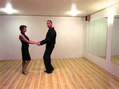 basic west coast swing steps west coast swing basic steps youtube