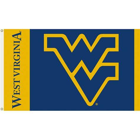 west virginia west virginia mountaineers 3ft x 5ft team flag logo design