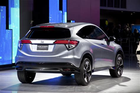 hrv redesign 2018 honda hrv specs and review 2018 car release