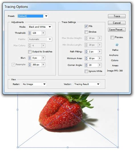 adobe illustrator cs6 how to crop images quick tip how to use the new image trace in adobe