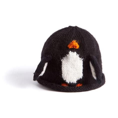 how to knit a penguin how to knit a penguin hat canadian living