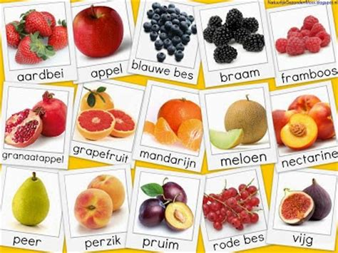 fruit ka naam de appelboom aandacht voor gezond en lekker eten