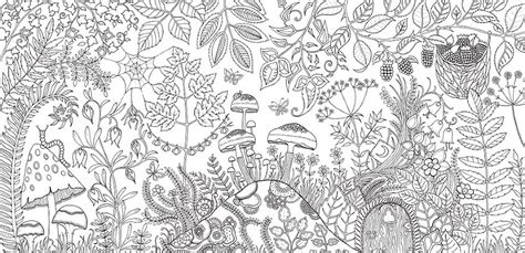 coloring book for adults johanna basford illustrator creates coloring books and sells more