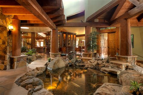 House Style And Design interior pond same house interior fish pond i probably