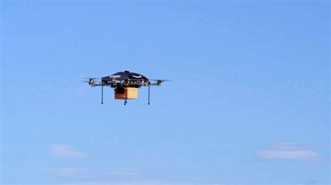 amazon drone amazon drones amazon unveils futuristic delivery plan