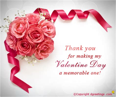 exles of valentines card valentines day thank you 28 images thank you on