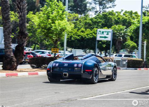 Bugatti Sang Bleu by Bugatti Veyron 16 4 Grand Sport Sang Bleu 12 September