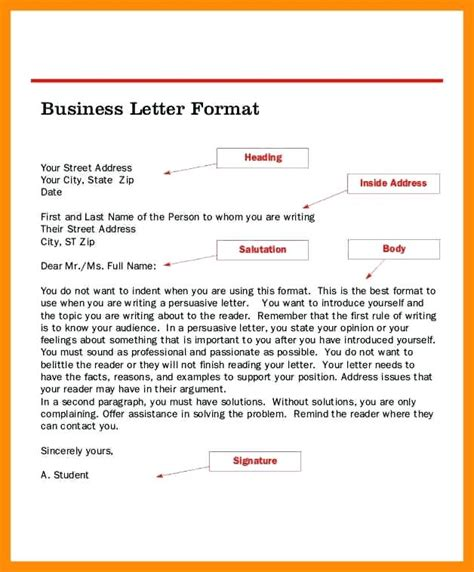 Business Letter Club standard business letters format buyretina us