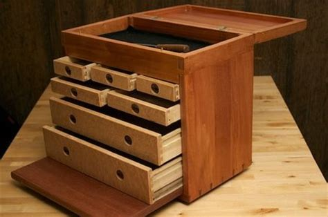 Bookshelf Plans Easy Making A Machinists Tool Chest