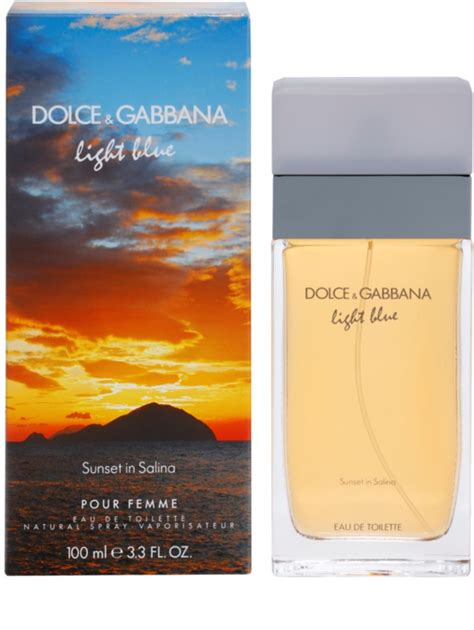 dolce and gabbana light blue sunset in salina review dolce gabbana light blue sunset in salina eau de