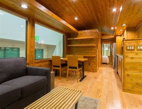 Tiny Homes 500 Sq Ft rustic meets luxury in this beautiful turnkey park model
