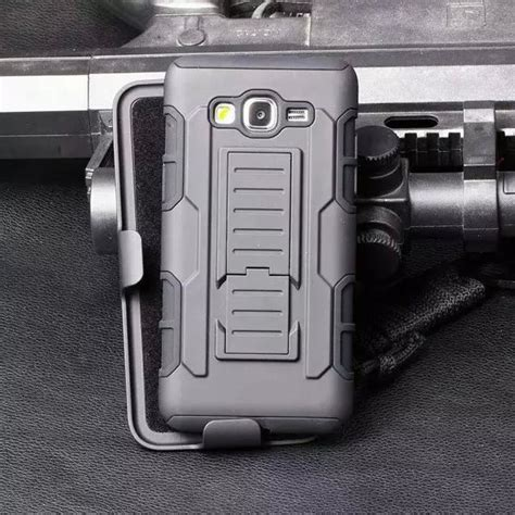 Samsung Galaxy A3 Armor Hybrid Fundas 3in1 Belt Clip Stand for fundas samsung galaxy grand prime armor hybrid silicon plastic phone for funda